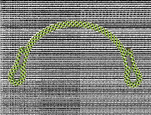 Accessoires harnais Pont d'attache Millo standard